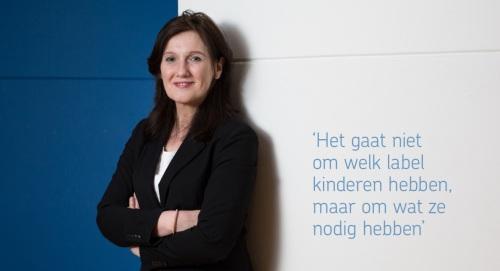 Lainne Hoogeveen in De Pedagoog